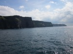 Cliffs of Moher from below