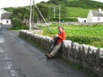 VJ in Doolin- County Clare
